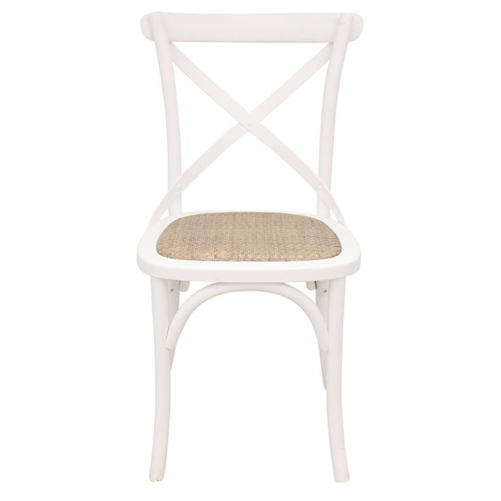 Crossback Chair White | Various Colours