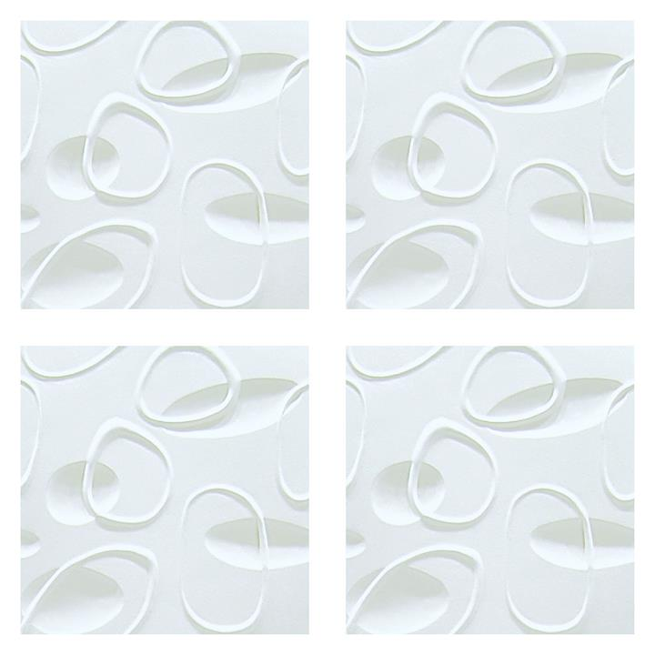 Affiliated 3D Wall Art Panel (Set of 4)