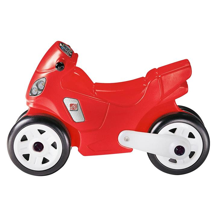 Red Motocycle