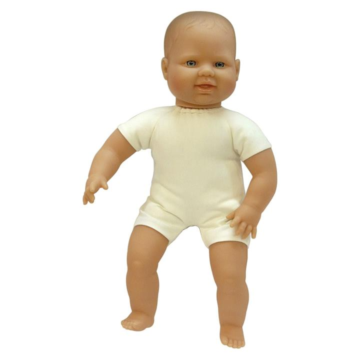 Caucasian Soft Bodied Doll
