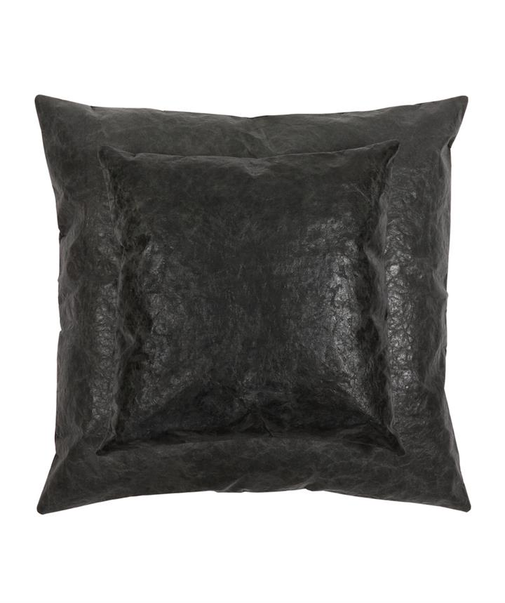 Luxe Paper Cushion Dark Grey Small