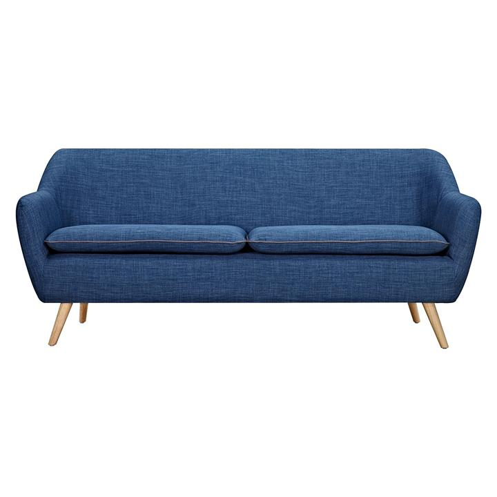 Luxe 3 Seater Sofa