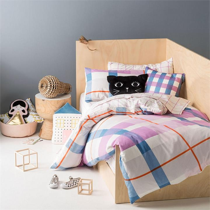 Blanky Flannelette Quilt Cover Set