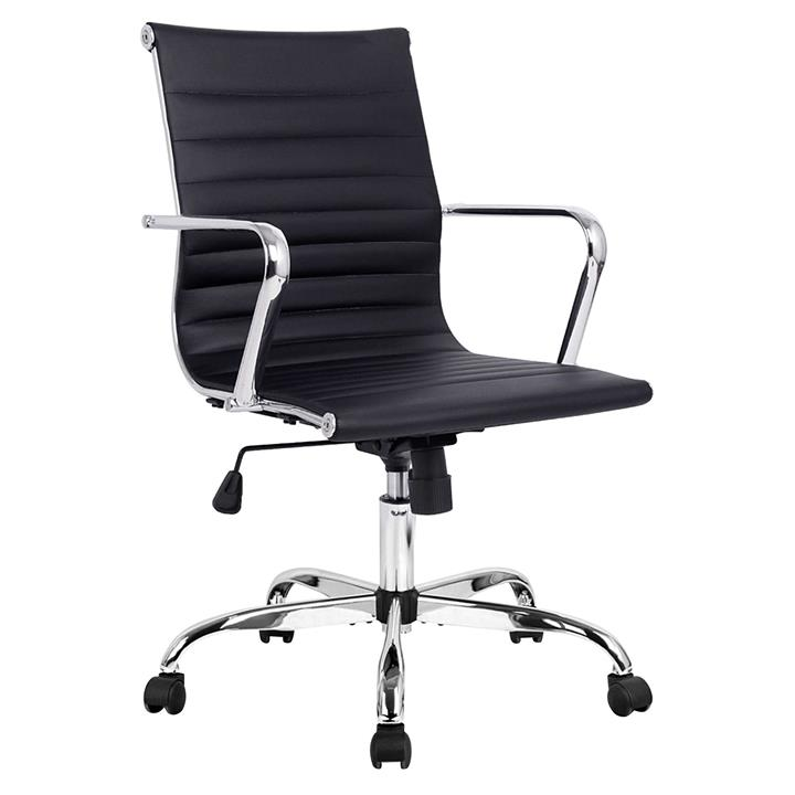Replica Eames PU Leather Executive Office Chair