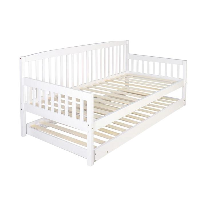 Eliana Single Day Bed with Trundle