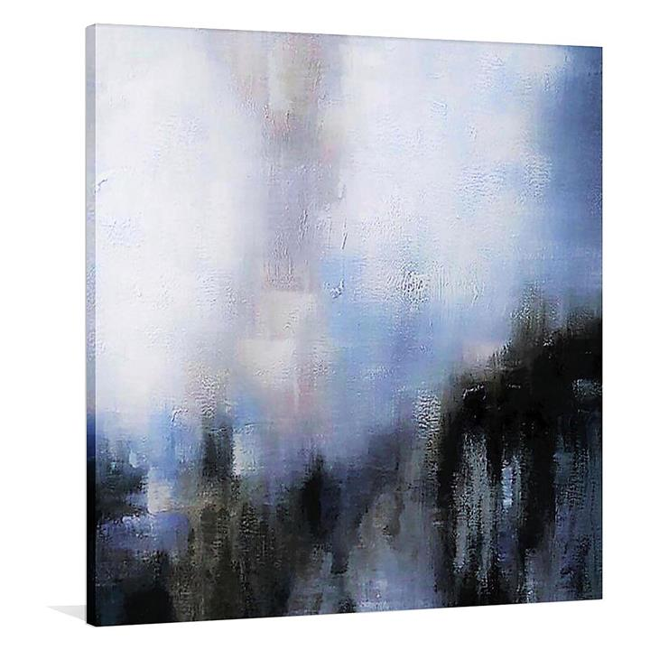 Wash Over Me Painted Canvas Wall Art