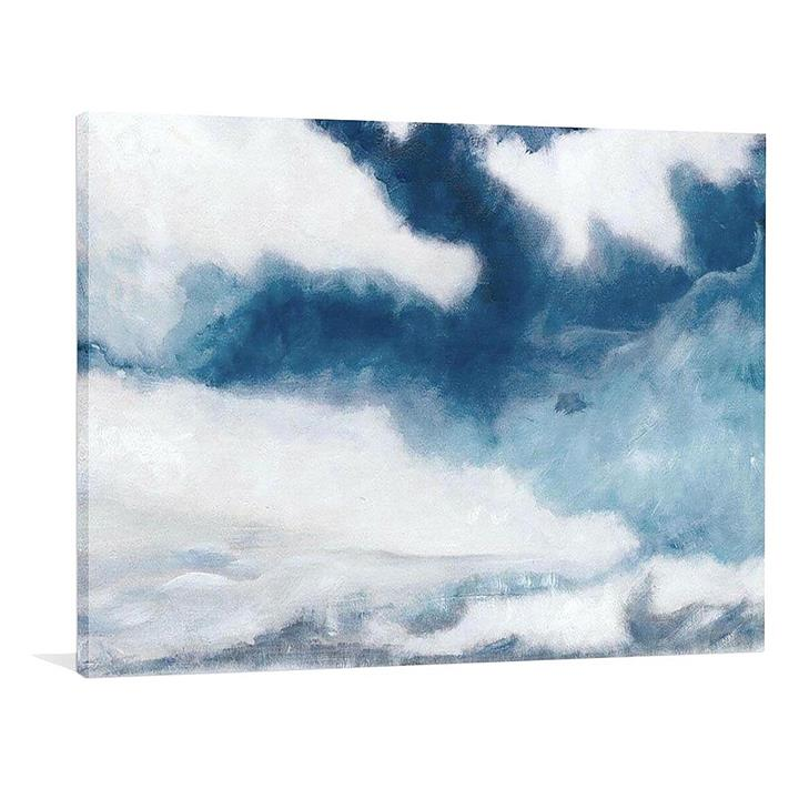 Southern Sky Painted Canvas Wall Art