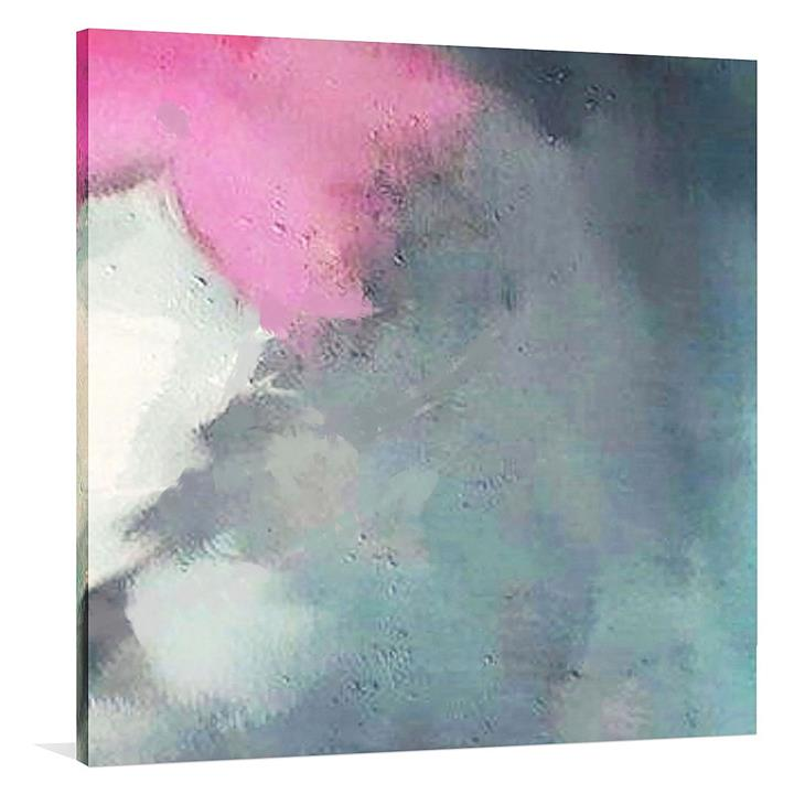 Rebel Trance Painted Canvas Wall Art
