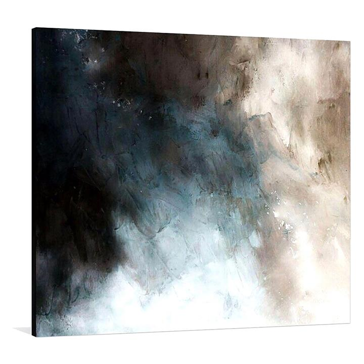 Close Your Eyes Painted Canvas Wall Art