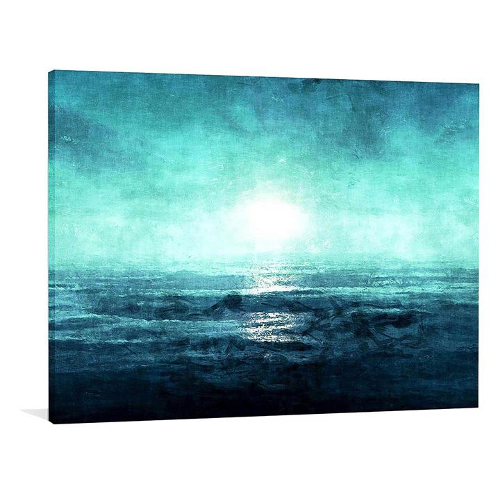 Bells at Night Painted Canvas Wall Art