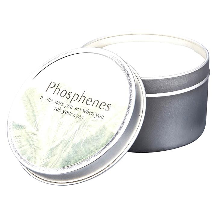 Soy Wax Candle in Travel Tin