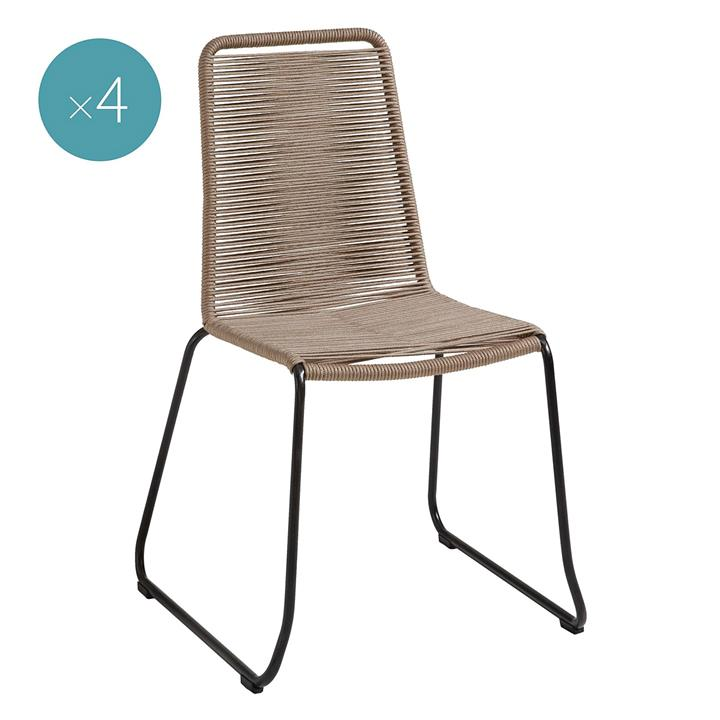 Sancho Dining Chair (Set of 4)