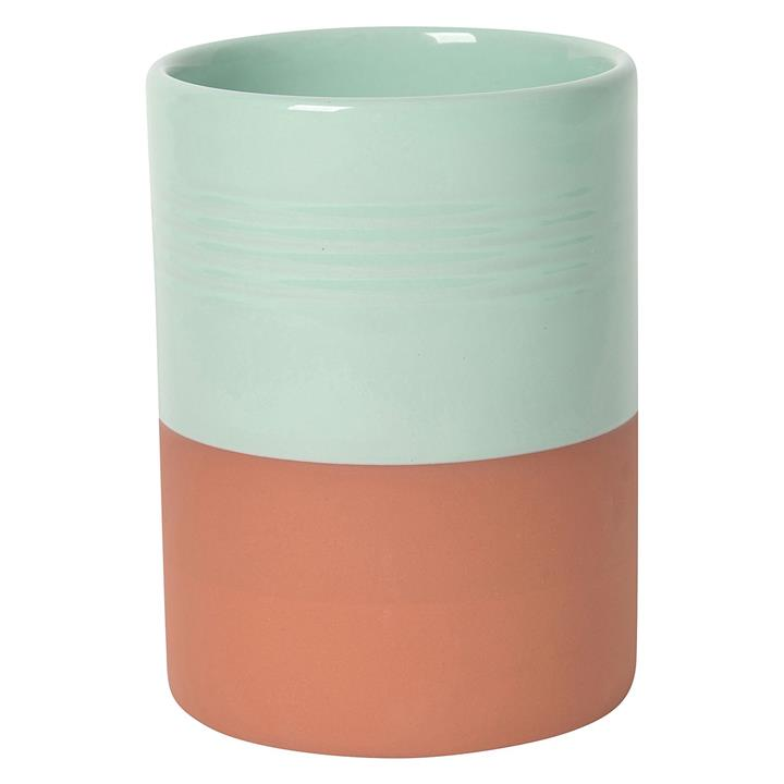 Terracotta Utensil Holder