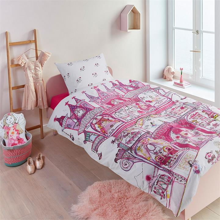 Fairy Palace Quilt Cover Set