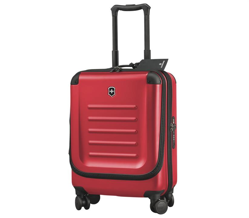 Victorinox Dual-Access Global Carry-on - Red