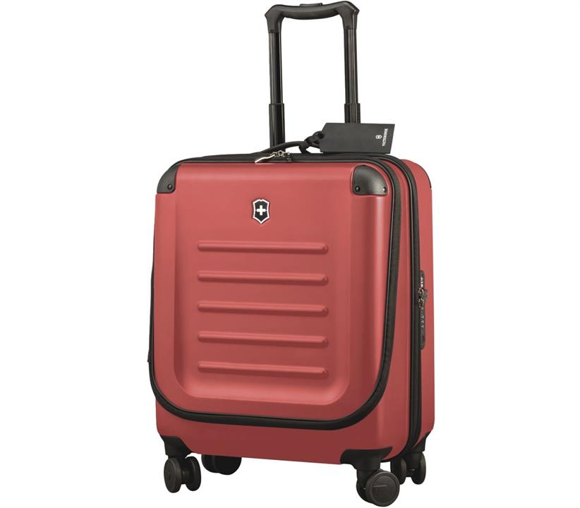 Victorinox Dual-Access Extra-Capacity Carry-on - Red