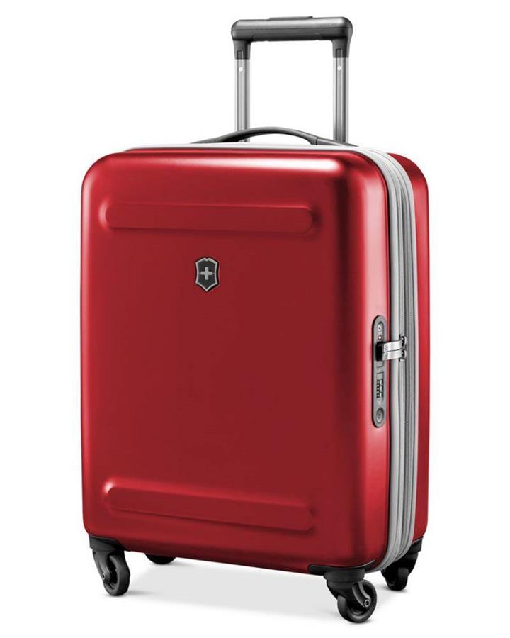 Victorinox Etherius Global Carry-on - Red