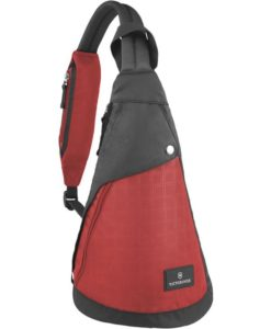 Victorinox Dual-Compartment Monosling - Red