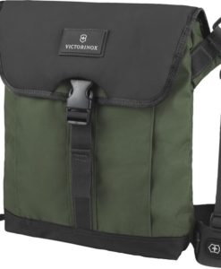 Victorinox Flapover Digital Bag - Green