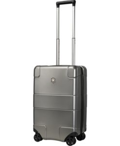 Victorinox Frequent Flyer Hardside Carry-on - Titanium