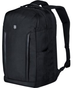 Victorinox Deluxe Travel Laptop Backpack - Black