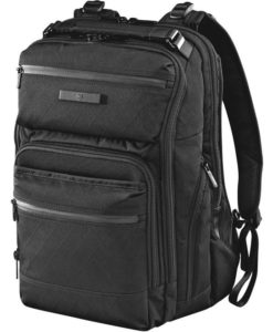 "Victorinox Rath - Slim Backpack 17"" - Black"