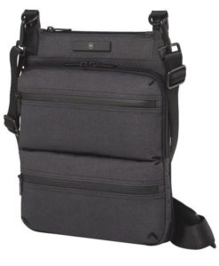Victorinox Wilson - iPad Crossbody Bag - Black
