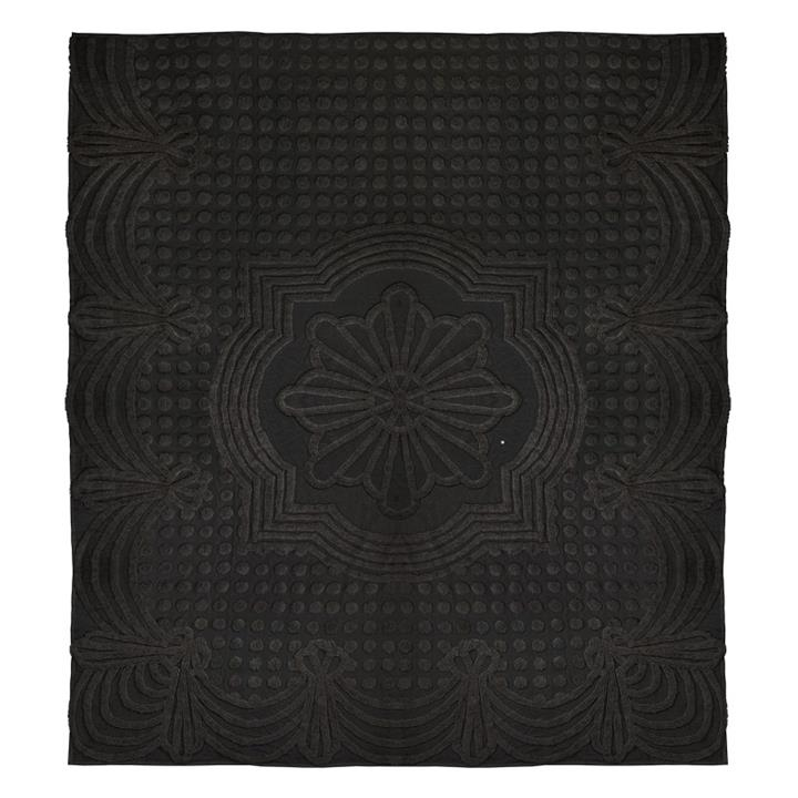 Cacharel Bed Cover | Raven | Various Sizes