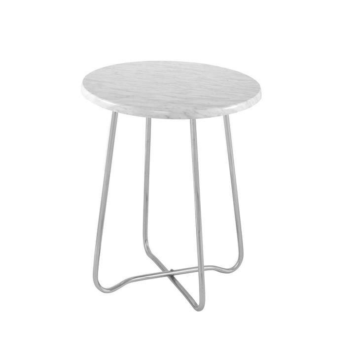 Jessica Marble Side Table | Various Colours