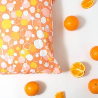 Dibbledots Pillow Case