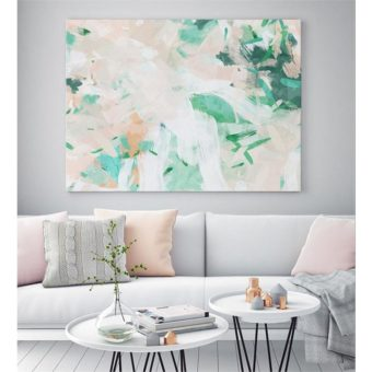 Lapping Tide | Canvas Print