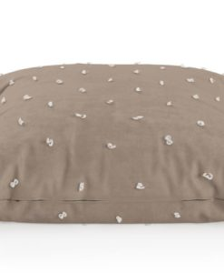 Korsa Large Cushion 60 x 60cm Bark