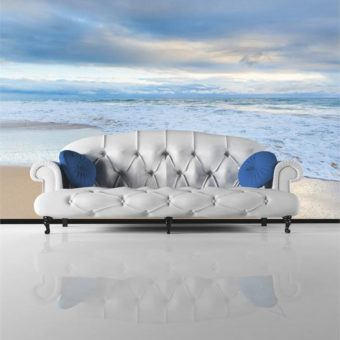 Delicate Coast - Full Wall Mural
