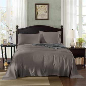 Royal Comfort Bamboo Sheet Set | Charcoal