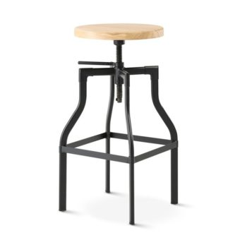 Max Industrial Bar Stool | 3 Colour Options