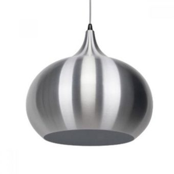 Mini Kirke Pendant Light | Aluminium