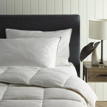 Royal Comfort Goose Feather & Down Quilt   500GSM