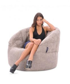 Butterfly Sofa by Ambient Lounge | Eco Weave Interiors Fabric)