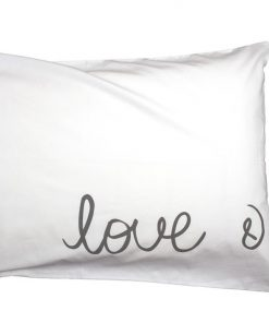 Love & | Pillowcases