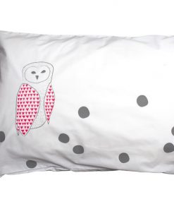 'Hoot' the Owl | Pillowcase
