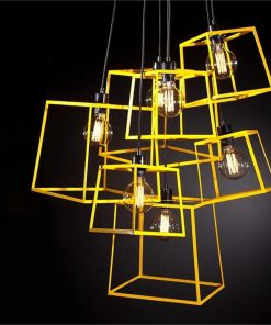 Pop Cluster 7 Light Pendant