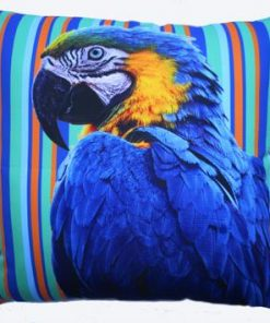 Polly Wants a What?   Outdoor Cushion Cover Extra Large 60cm