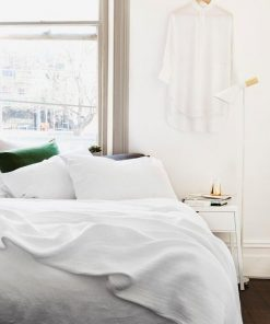 CITI Linen Cover by Abode Living| White