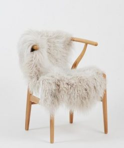 Nordic Pelt by Abode Living | Stone