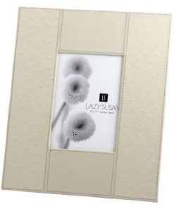 Ostrich Leather Photo Frame