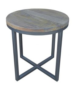 Bryon Round Side Table