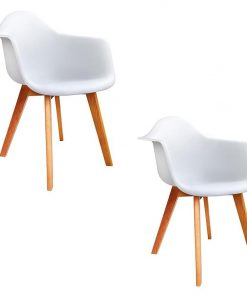 Replica Charles & Ray Eames Contoured Armchair