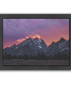 Grand Tetons Wyoming IV Print Art