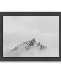 Grand Tetons Wyoming V Print Art