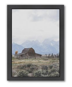 Grand Tetons Wyoming I Print Art